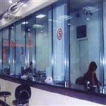 广东银行专用防弹玻璃