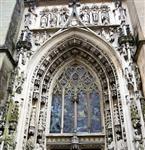 西方教堂玻璃