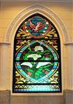 欧式教堂玻璃