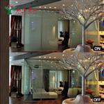 通电透明 断电雾化 电控雾化调光玻璃 魔术玻璃