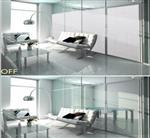 淋浴房智能调光玻璃