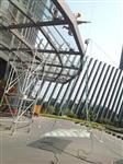 广州点式幕墙玻璃更换安装