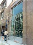 石家庄幕墙玻璃隔断