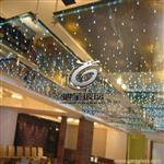 LED发光玻璃吊顶