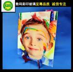 广州生产数码打印玻璃厂家