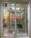 2017 新款中空门镶嵌玻璃