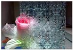 3-6mm海棠压花玻璃