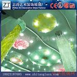 叠纹热熔玻璃