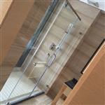 洒店浴室玻璃门
