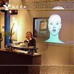 会议室投影玻璃通电透明变色玻璃
