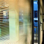 成都 办公室 隔断 用内置中空百叶玻璃