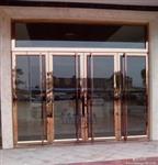 太原玻璃门维修感应玻璃门维修定做