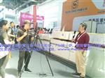 PVB夾膠玻璃設備轟動北京展會