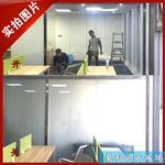 办公室会议室投影玻璃 电致调光 雾化玻璃