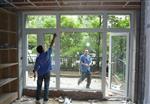 成都 隔音玻璃门窗玻璃