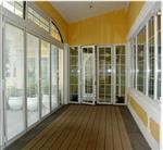 重庆内置中空白叶玻璃门窗