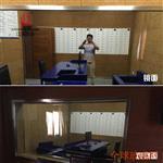 指认室单向透视玻璃 单透 单向玻璃