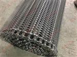 耐高温不锈钢输送板带