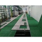 蓟县酸洗液场所地面玻璃钢格栅厂家