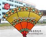 彩色玻璃穹顶彩绘玻璃穹顶定制生产厂家直销