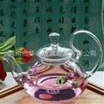 防爆玻璃泡茶煮茶壶