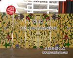 上海圆博专业制作彩色玻璃彩绘玻璃