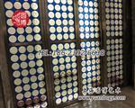 彩色玻璃玻璃幕墙玻璃门窗玻璃屏风彩绘玻璃穹顶
