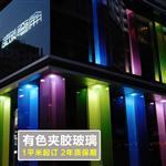 广州厂家定制钢化夹层玻璃