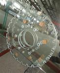 特种打孔钢化玻璃
