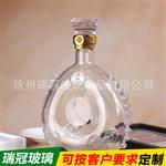 玻璃瓶红酒分装药酒瓶500毫升