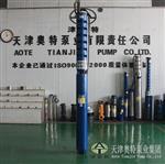 耐高温QJR深水井潜水泵_500米扬程温泉井用潜水泵