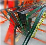 超厚建筑钢化玻璃