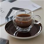 耐高温玻璃咖啡杯供应