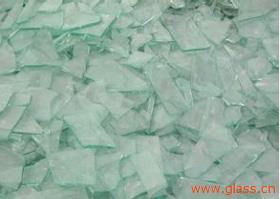 高硼硅碎玻璃