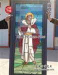 教堂彩绘镶嵌玻璃教堂蒂凡尼玻璃彩色玻璃制造商上海圆博