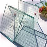 铁丝玻璃 夹铁丝玻璃