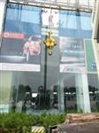 北京玻璃吸盘图片 河北玻璃幕墙吸吊机