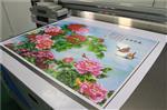 玻璃无框画UV打印机