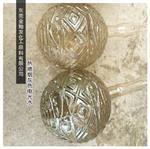 电光水闪光釉 冷喷烟灰色 液体玻璃颜料