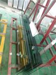 杭州市办公隔断防火玻璃12mm厚