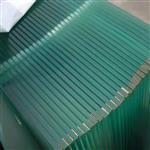 河北生产3-19MM建筑用钢化玻璃