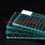 上海防火夹铁丝玻璃
