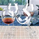 红酒杯批发厂家丨无铅水晶红酒杯葡萄酒杯高脚杯