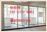 高陵区玻璃隔断效果图-办公室玻璃隔断产品图片与介绍