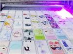 tpu彩印手机壳打印设备打印浮雕感强平面高清逼真高清
