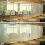 广州保利大厦办公室调光隔断玻璃