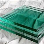 河北沙河皓晶玻璃钢化玻璃6mm