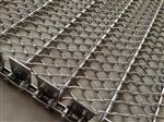 零件清洗机械网链,挡板式网带
