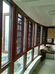 长沙千亿国际966阳光房隔热门窗阳光房贴膜