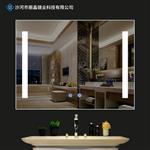 镜子壁挂洗手间镜子LED发光灯镜一件代发酒店镜子可定做智能镜